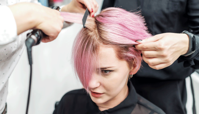 How To Curl Short Hair With Flat Iron