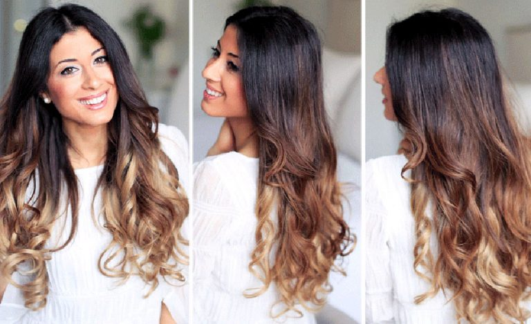 A Complete Guide To Curl Medium Length Hair With Flat Iron