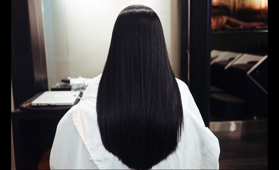 How To Flat Iron Black Hair