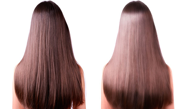 How To Flat Iron Natural Hair Silky Straight
