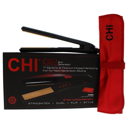 How Hot Does A Chi Flat Iron Get